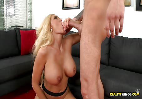 Perfect Big Tits Office Porn