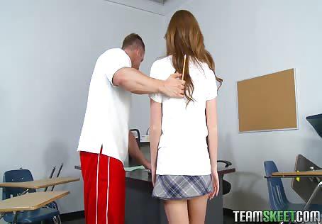 Let me teach you girl