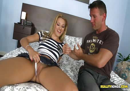 Paying For The Apartment Rental With Her Pussy
